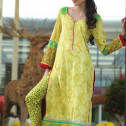 Mahnoor Embroideried Lawn Becho.com.pk