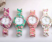 Floral Watches Women @ becho