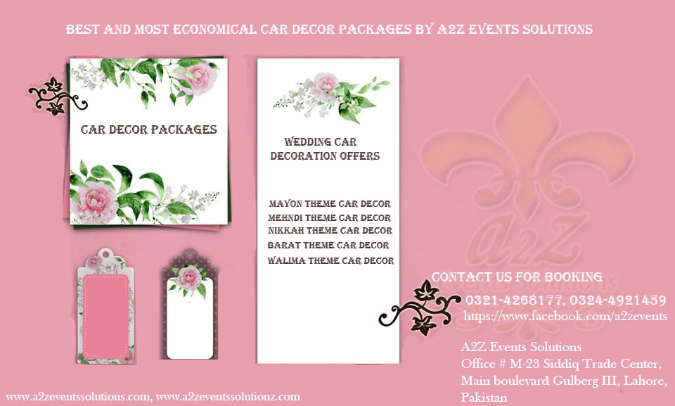 Car-Decor-Packages