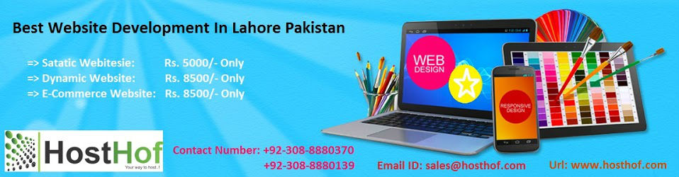 Best Web Development In Lahore
