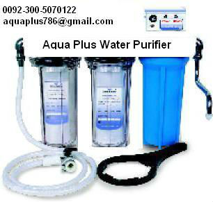 Aqua Triple UV Water Filter Pakistan 03005070122