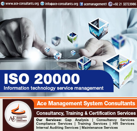 ISO 20000 Information & Technology