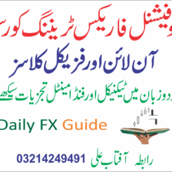 Classroom Workshop for Forex Training at Professional Institute
