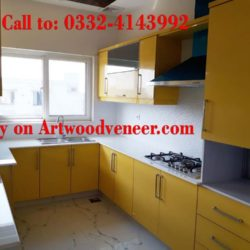 High Gloss Kitchen Manufacturing in Lahore
