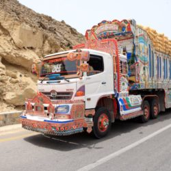 Haulage company in Pakistan, 4