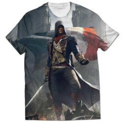 Assassins Creed unity Arno Dorian all over printed t-shirt (2)-600x600