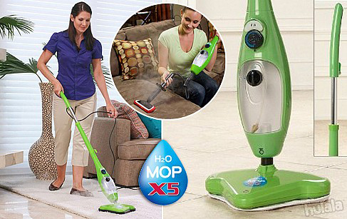 h20 steam cleaner