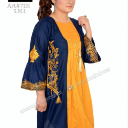 Salwar Suit  Dress Material  Women's Cotton Embroidered Dress Material  Online Shopping.
